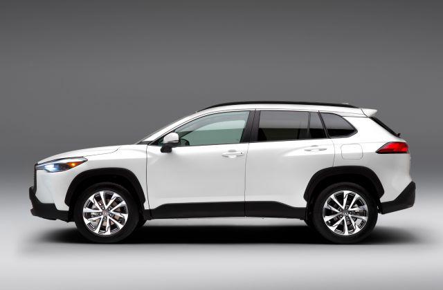 2022 Toyota Corolla Cross: ราคาและการตัดแต่ง