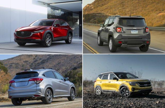 2022 Toyota Corolla Cross: การแข่งขัน