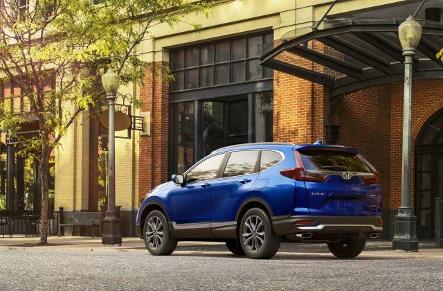 2021 Honda CR-V: สุดยอดรถยนต์ที่มี Android Auto ในปี 2021