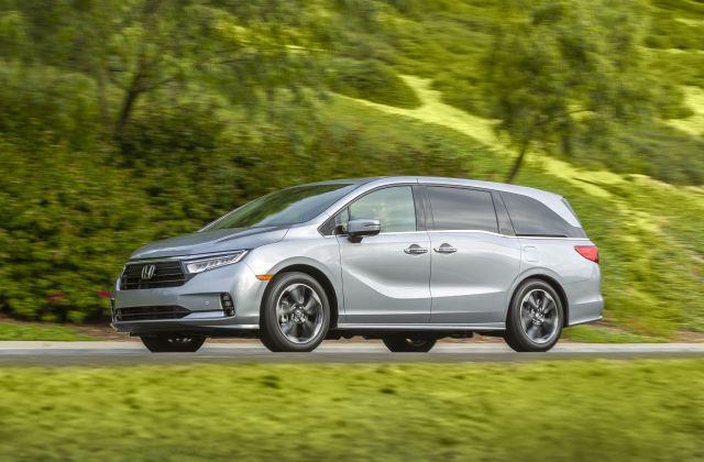 2021 Honda Odyssey: สุดยอดรถยนต์ที่มี Android Auto ในปี 2021