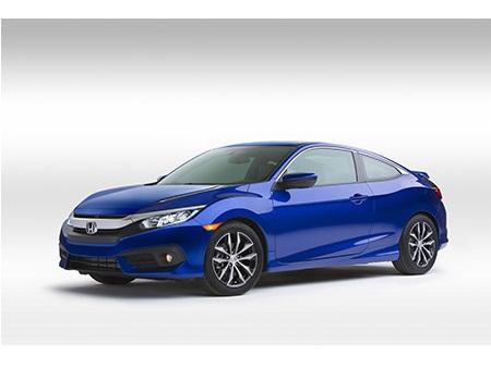 """เปิดตัว """"CIVIC Coupe"""" รุ่นใหม่ระดับโลกสำหรับอเมริกาเหนือที่งาน 2015 Los Angeles Auto Show"""