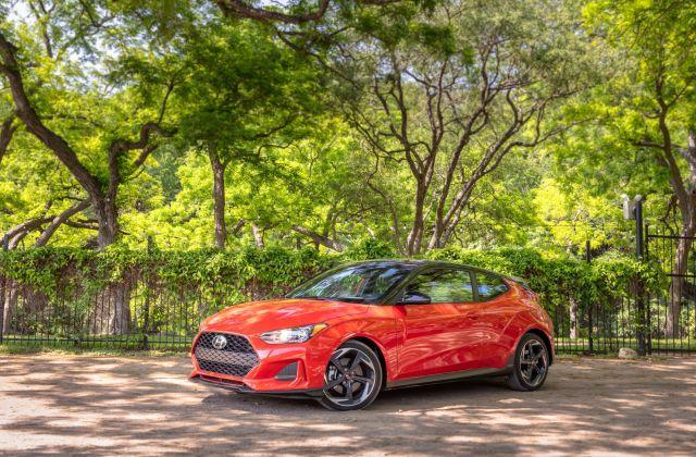 2021 Hyundai Veloster : รถยนต์ที่ดีที่สุดภายใต้ $25,000 ปี 2021