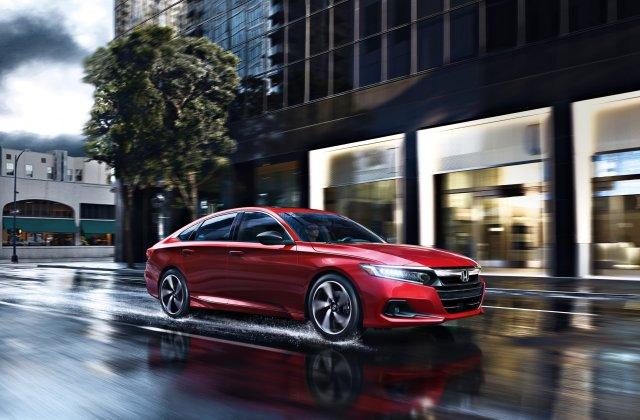 2021 Honda Accord : รถยนต์ที่ดีที่สุดภายใต้ $25,000 ปี 2021