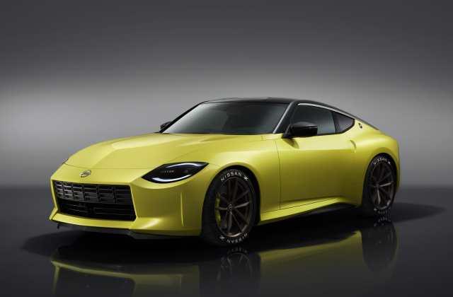 Nissan Z Car : รถยนต์แห่งอนาคต