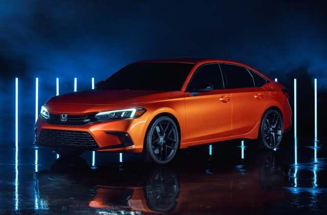 2022 Honda Civic : รถยนต์แห่งอนาคต