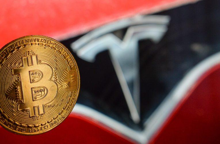 Tesla และ Bitcoin จูบและแต่งหน้า-อาจจะ