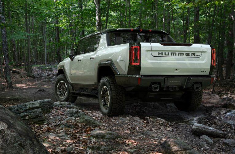 GMC ได้รับรถกระบะไฟฟ้าขนาดเต็มที่ไม่ใช่ของ Hummer
