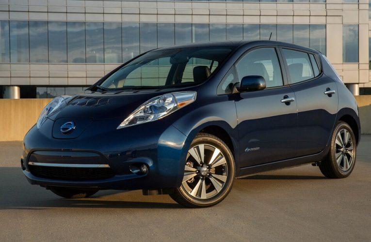2016-2017 Nissan Leaf EV: รถยนต์รักโลกมือสอง