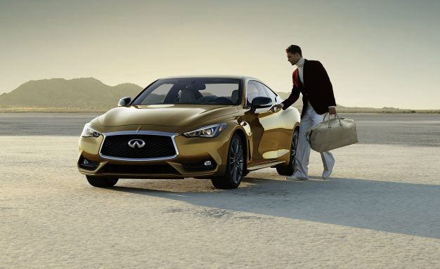 2018 Infiniti Q60 Red Sport 400 AWD Neiman Marcus Limited Edition