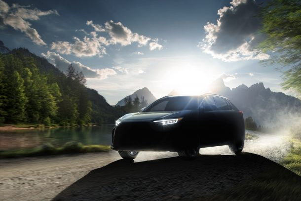 ประกาศเปิดตัว Subaru Solterra eSUV ปี 2022