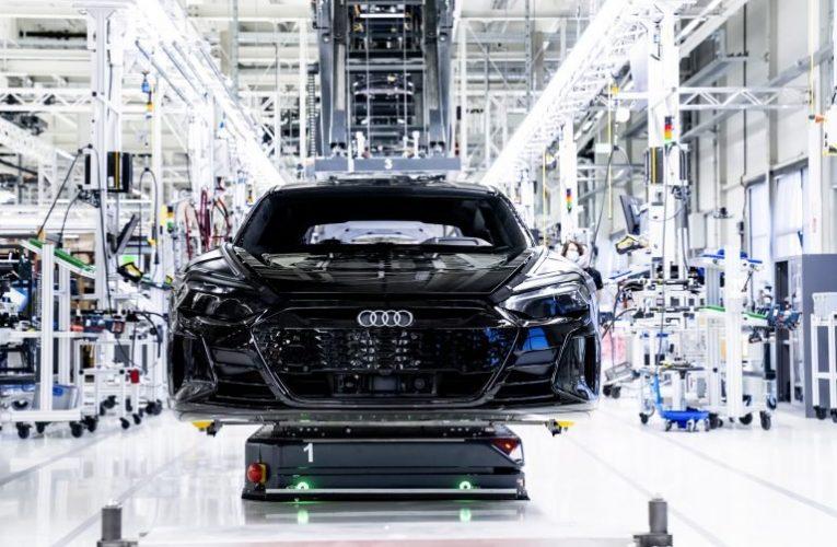 Audi ที่เปลี่ยนไปใช้ EV เท่านั้นไม่รวมตลาดจีน