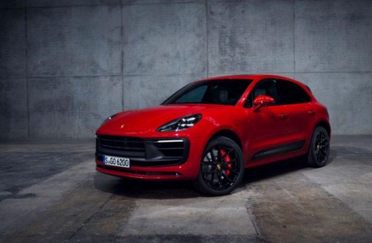 2022 Porsche Macan Refresh เผยขุมพลังที่มากขึ้น