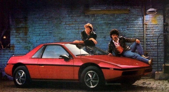 The Quad Four Pontiac Fiero ที่ไม่เคยมีมาก่อน