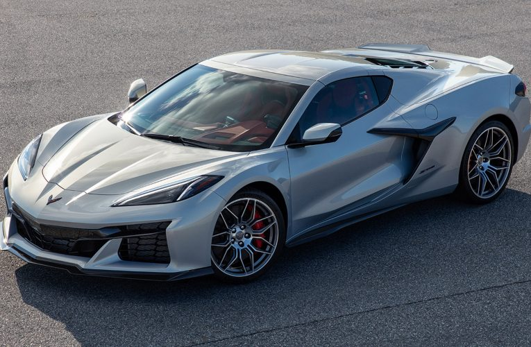 ดูก่อนใคร! 2023 Chevrolet Corvette C8 Z06