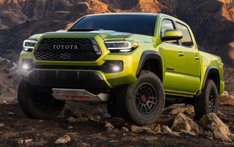 Toyota Tacoma และ 4Runner คนต่อไปกำลังก้าวสู่ระดับโลก