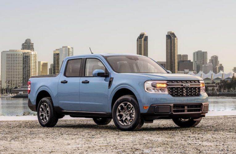 มีรายงานว่า Ford Maverick hybrids จะไม่มีในสต็อกเมื่อเปิดตัว