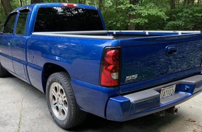 Chevy Silverado SS: เมื่อรถบรรทุกพลังสูงเคยขับมันออกไปบนท้องถนน