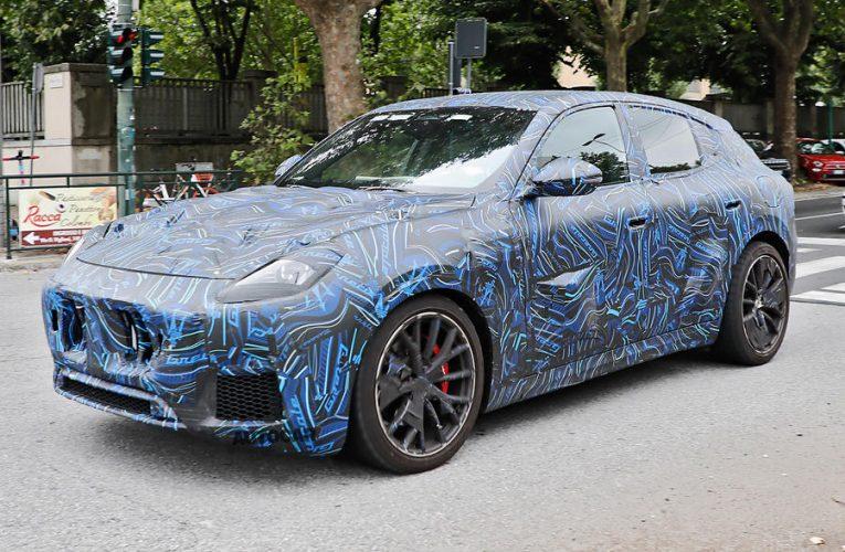 Maserati ยืนยันว่า Grecale SUV จะได้รับรุ่นสมรรถนะสูง