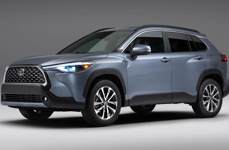 Toyota Corolla Cross ปี 2022 ราคาเริ่มต้น 23,410 เหรียญสหรัฐ