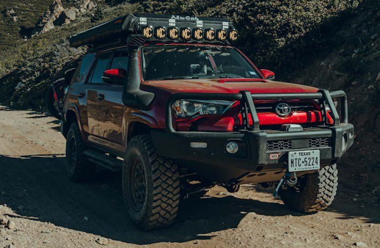Toyota 4Runner ของ Overland Expo คือสุดยอดแท่นขุดเจาะสำรวจ